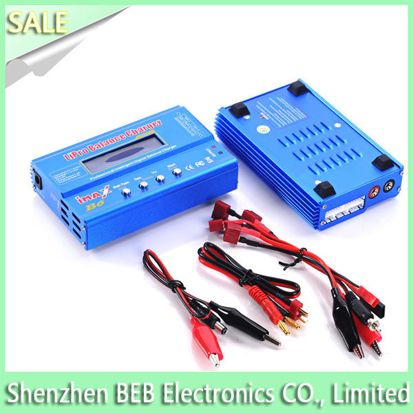 Top Quality!! Imax B6 RC helicopter Lipo Battery Balance Charger with a best wholesale price