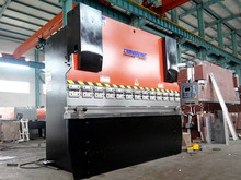 CNC hydraulic plate bending machine of BOHAI ,WC67Y300T/4000mm hydraulic cnc press brake,CHINESE MANUFACTURER