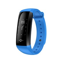 2017 M2S smart watch OLED display bluetooth 4.0 smart bracelet, fitness tracker for iphone and android