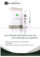 LashBold Herbal Natural EyeBrow Lash Enhancing Extention Serum