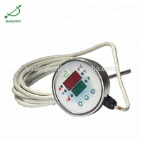 Industrial digital thermometer temperature controller with sensor