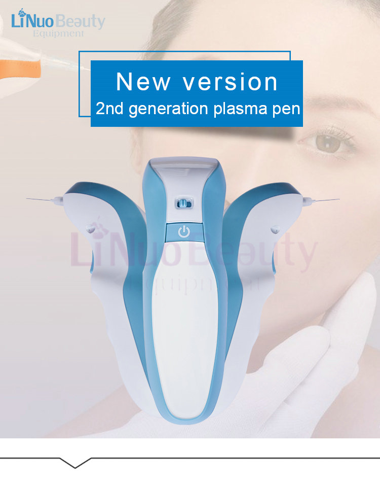 Dark blue the 3rd genaration maglev Plasma Pen Medical laser jet plasma lift pen