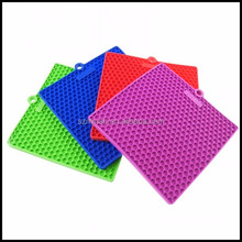 Kitchen Non Slip Heat Resistant Hot Pads Pot Holders, Trivets, Jar Openers, Silicone mat
