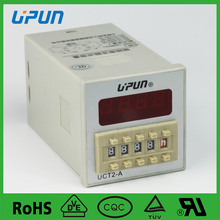 upun UCT2-A digital time relay, relay timed 380V/220V/110VAC/24VDC