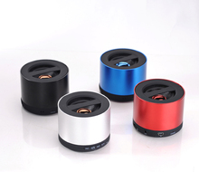 mini portable N9 bluetooth speaker with colorful hands free phone call support TF card