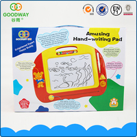 High quality baby toys colorful erasable cheap drawing board
