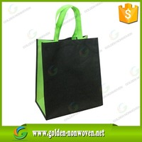 Breathable tnt nonwoven pp bags/Non Woven Foldable Shopping Trolley non-woven Supermarket Shopping Bags