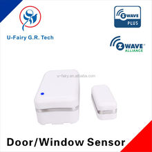 NEW products z-wave smart door contact detector/door alarm sensor/wireless automatic sliding door sensor for home automation