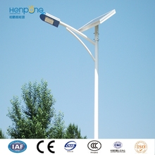 2015 widely used solar street light with solar panel/available led street lights