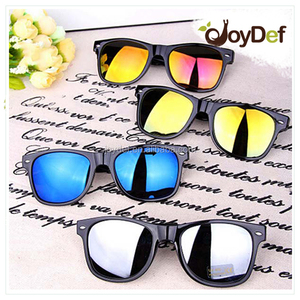 Mirrored lens glasses UV 400 sunglasses CE sun glasses polarized sunglasses