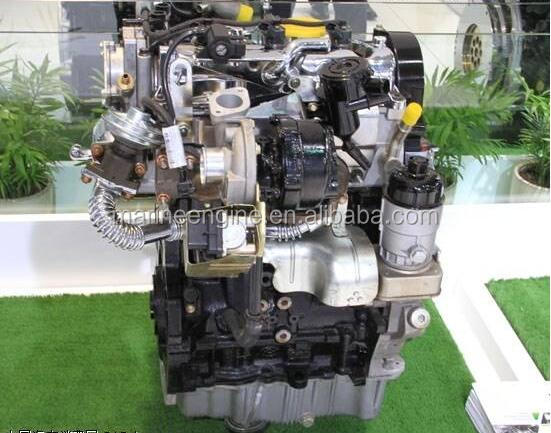 1.0L 1.2L 1.5L small diesel engine for car and pickup