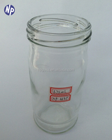 375ml glass jar for pickles, fruits, jams, preserves, sauces, salsas