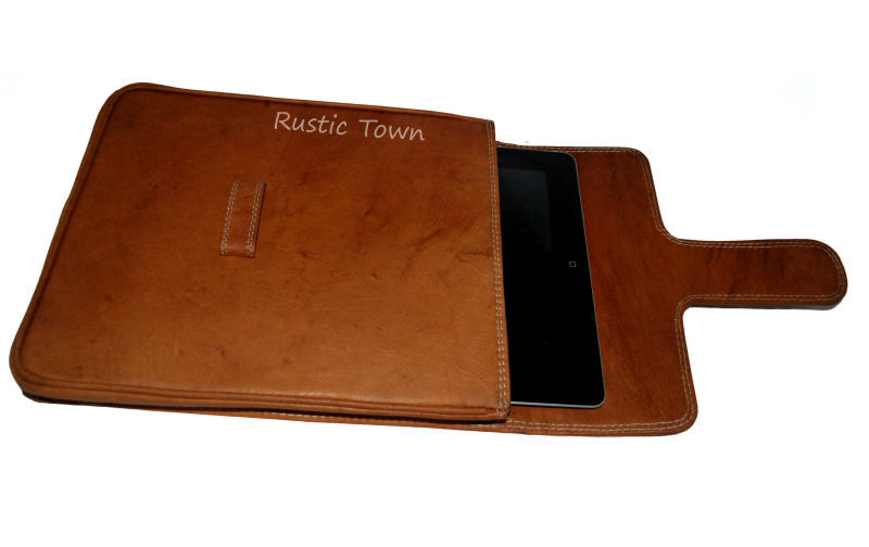 genuine leather cases and covers for samsung and micromax tablets
