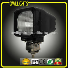 55W HID Xenon work light for tractor, truck, SUV, construction machinary