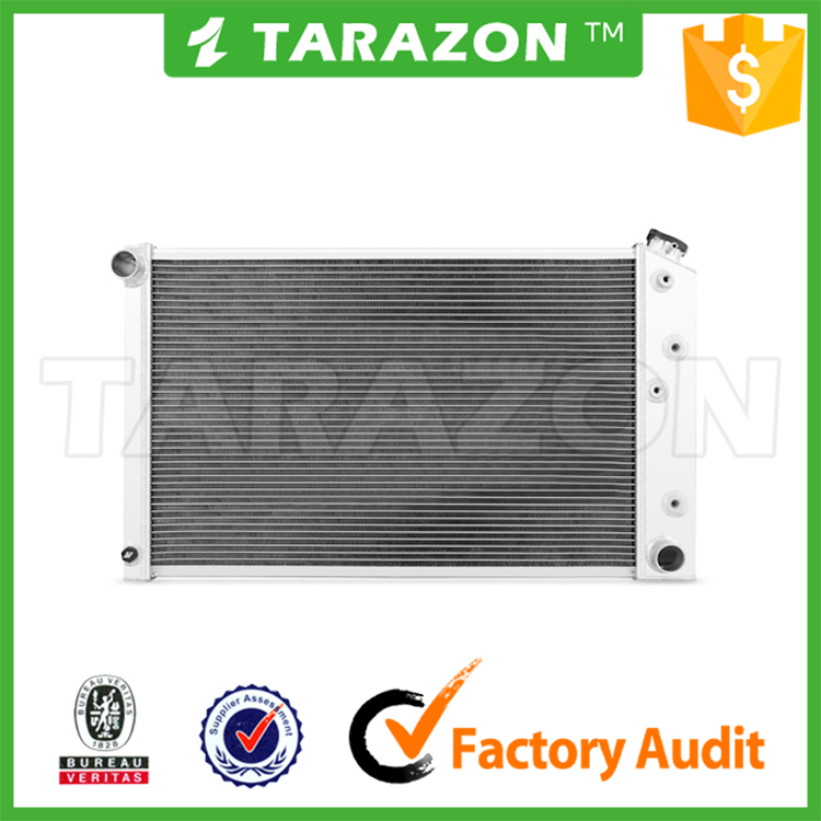 Wholesale discount aluminum auto parts radiators for Chevrolet Camaro 1970-1981