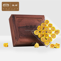 Natural Liver Protection Chinese Beautiful Blooming Herbal Tea