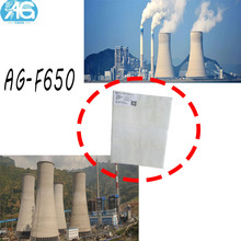 AG-F650 6mm Aluminum foil bonding chemical industry Catalytic carrier Glass fiber substrate Aerogel Heat Insulation felt