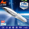 Low price led street light heat sink 210w cree solar led street light IP65
