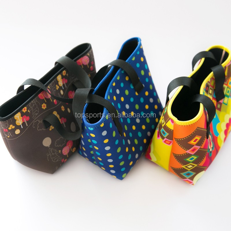 Eco friendly Neoprene carry bags
