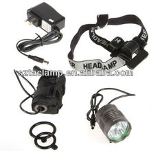 2013 Newest Design 4t6 4000 Lumen LED Bike Front Light