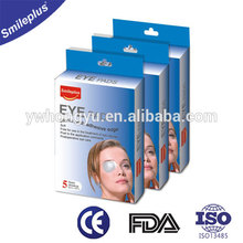 Hypoallergenic Non-Woven Comfortable Medical Adhesive Eye Patch