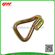 Excellent supplier double j hook hang tabs from zhejiang