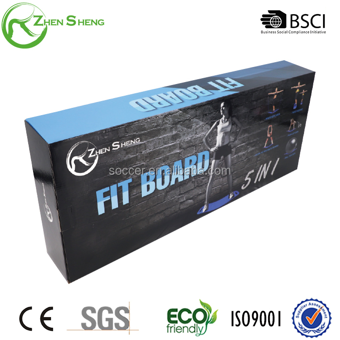 Zhensheng Hot Sale ABS 5 IN 1 Workout Fit Board Amazon