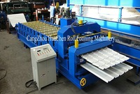 Colour Glazed Roof Tiles Machine South Africa