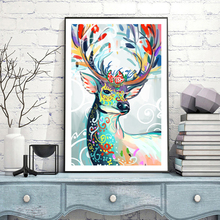wholesale cheap christmas pop wall art painting print on demand