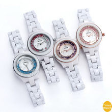 Designer new arrival updated 2016 silicone watch for women