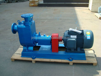 Marine Horizontal Self Priming Centrifugal Oil Pump