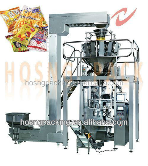 seeds fill seal packing machine