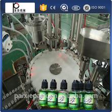 auto vial filling and closing machine 60ml e-cig oil filling machine