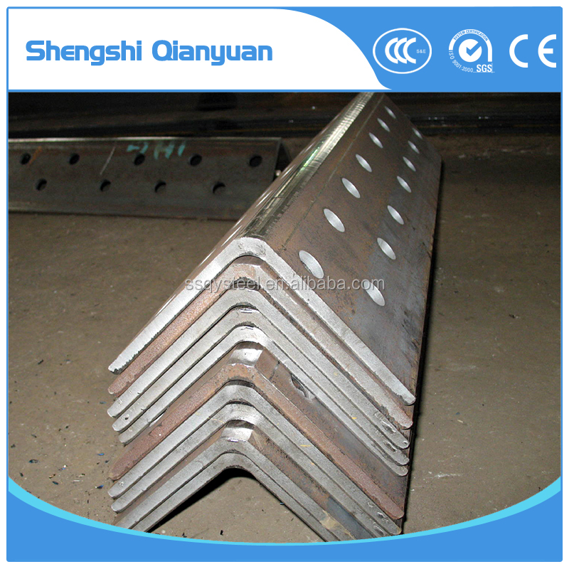 building material perforated alloy steel angle iron bar price
