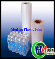 shrink wrap plastic roll film