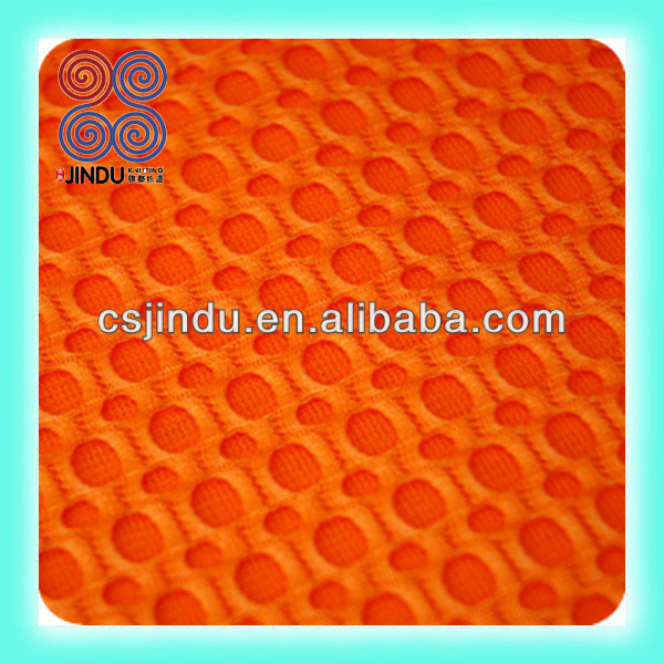100% Polyester Tricot Big Holes Air Mesh
