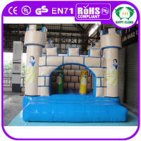 HI EN14960 snowhite princess inflatable bouncers for toddlers
