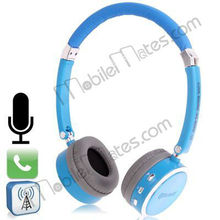 High Definition Stereo Bluetooth Wireless Headset with Volume Control&Microphone for iPhone iPad iPod Touch&other Mobile Device