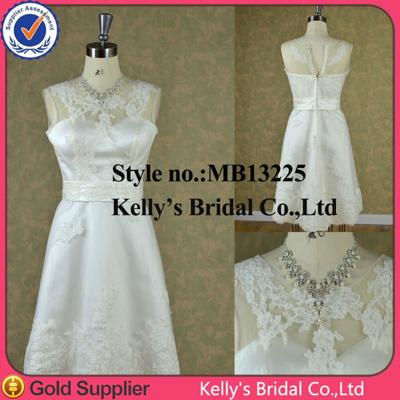 dubai shopping online armhole style short beach lace weddding dress white knee length cocktail dresses