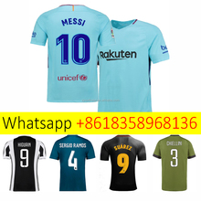 Custom Thai Quality Manufacture Sublimation Printed Soccer Jersey
