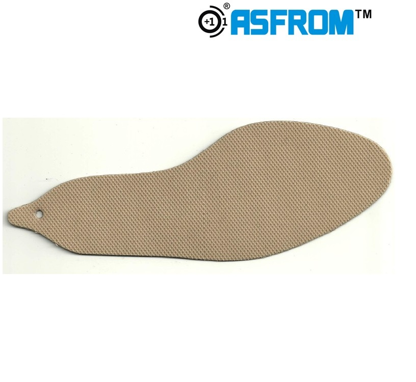 Lady Shoes Plain PVC Sole Sheet