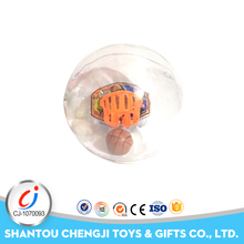 Hot sell funny plastic sport toy mini basketball rim with light
