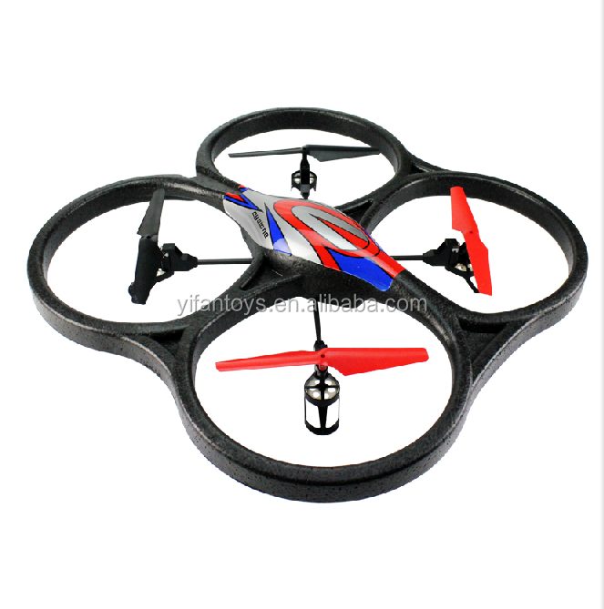 RC flying Helicopter 2.4G Jumbo Quadcopter Headless mode Educational electronic toy