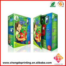 toy box, Paper Gift toy Boxes, China packaging doll packaging