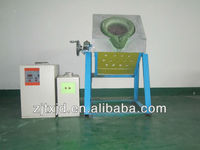IGBT medium frequency induction cast iron melting furnace