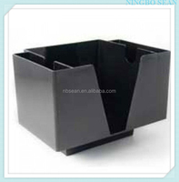 China OEM wholesale bar napkin straw holder for bar