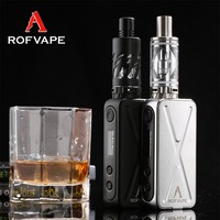 Factory Direct Sales Smart E Cig Starter Kit,Tc-50w burn box mod