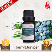 OEM/ODM Pure Juniper Berry Essential Oil For 10 ml