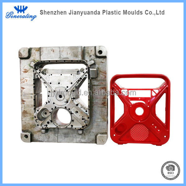 China Factory Direct plastic injection molding service