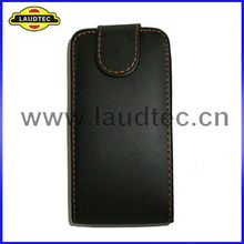 2013 Hot Flip Leather Case for the New HTC One M7 Laudtec